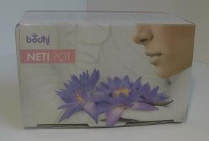 Verpackung der Nasendusche